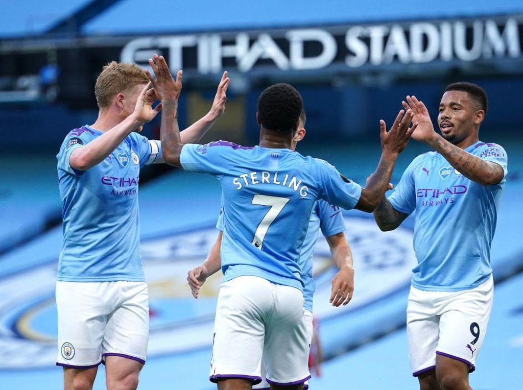 Manchester City Bikin Rekor Baru di Liga Inggris