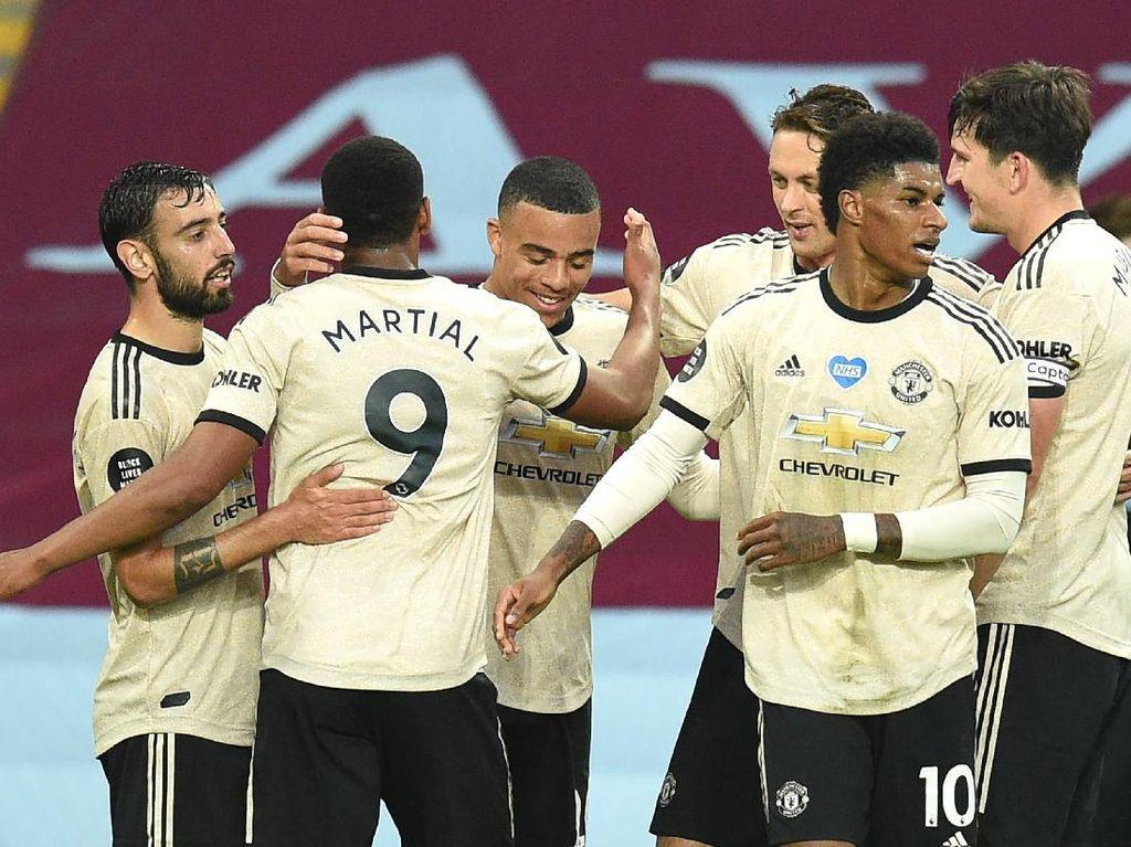 Video Manchester United Sudah Dibantu VAR 7 Kali Musim Ini