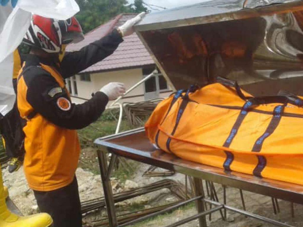Jenazah Berkaus Paskibra di Sukabumi Nelayan Asal Pangandaran