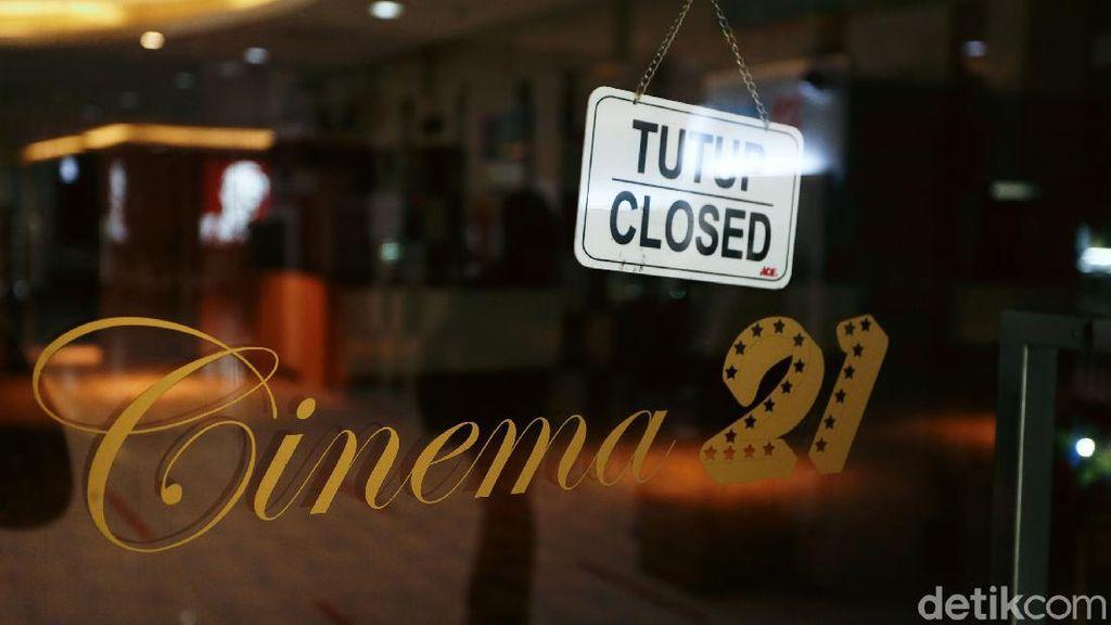 Bioskop Jakarta Tak Akan Buka Serentak, Ini Alasannya