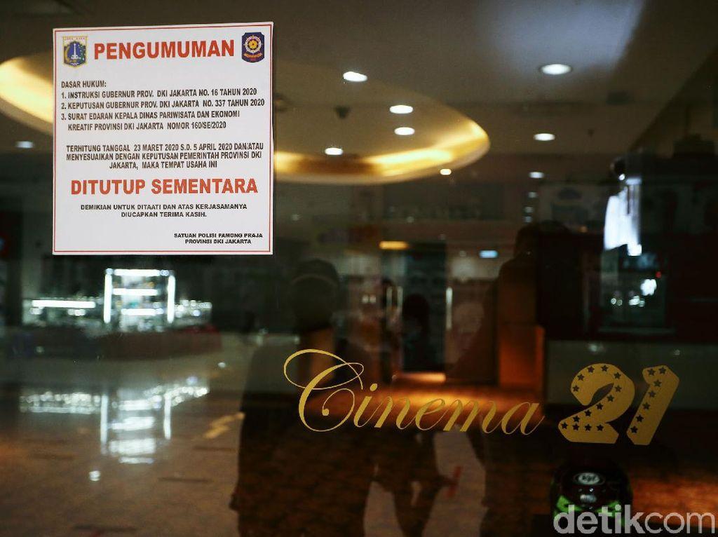 Kepastian Bioskop di DKI Dibuka Serentak Ditentukan 16 Juli
