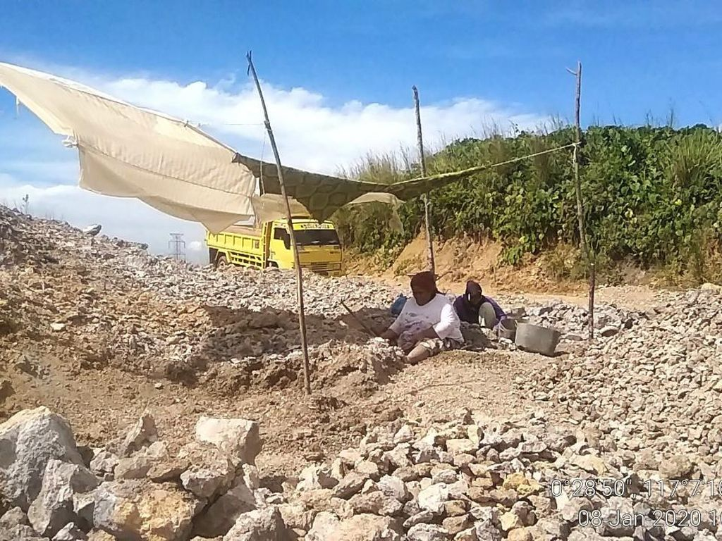 Warga Samarinda Keluhkan Tambang Batu Gamping di Bukit Batu Putih, Pemkot Cek