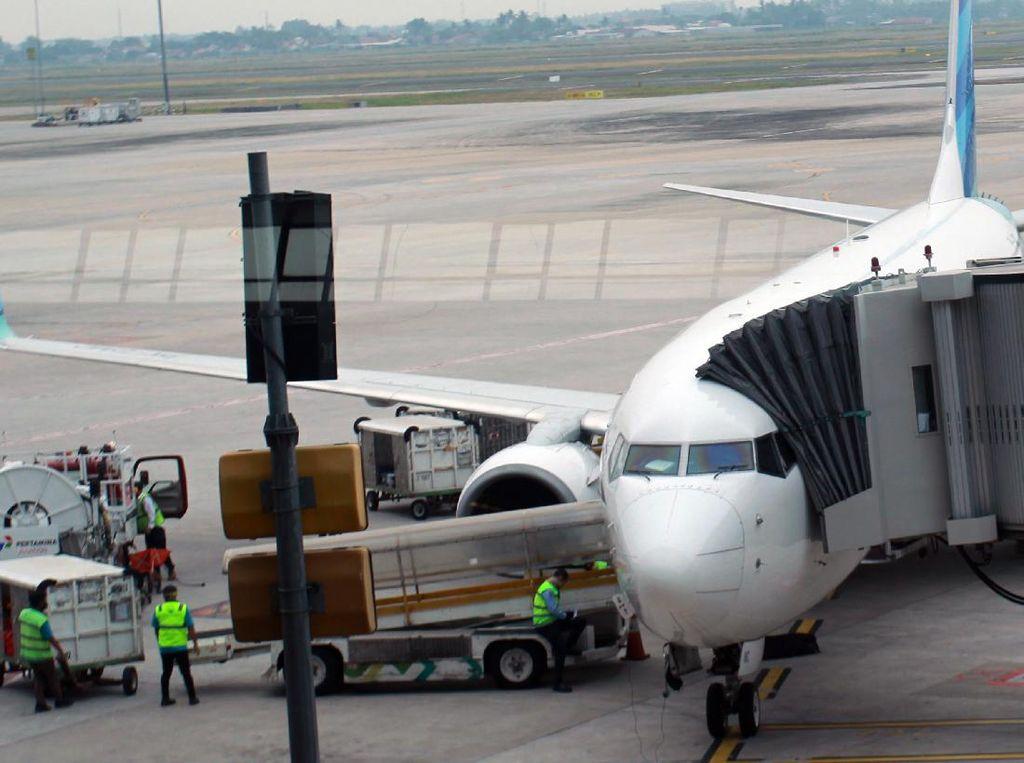 Harga Tiket Pesawat Jakarta Bali Akhir Pekan Mulai Rp 500 Ribuan