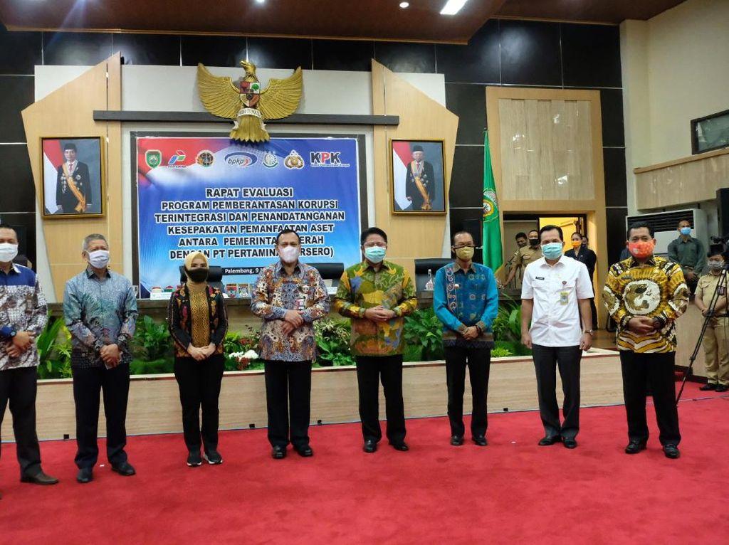 Optimalkan Aset, Pertamina Akan Bangun Cultural Park di Palembang