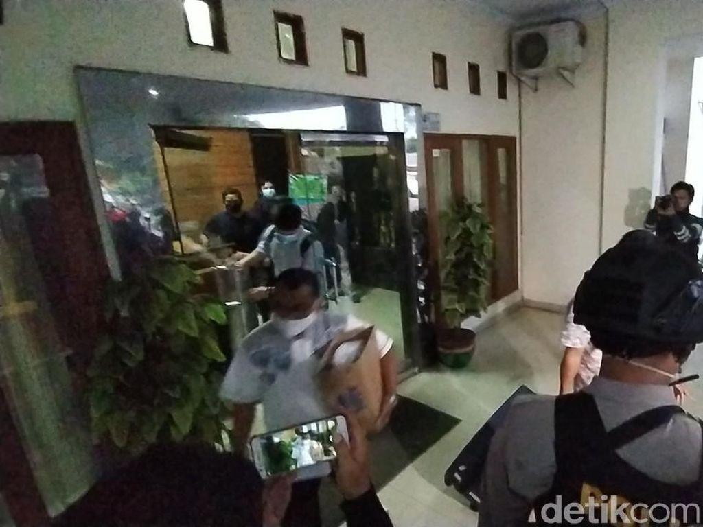 Sidik Dugaan Korupsi Infrastruktur, KPK Kembali Geledah 3 Lokasi di Banjar