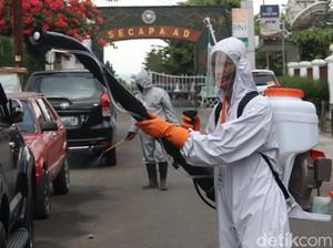 Jabar Sepekan: Ribuan Anggota TNI Positif Corona-Denny Siregar Dipolisikan