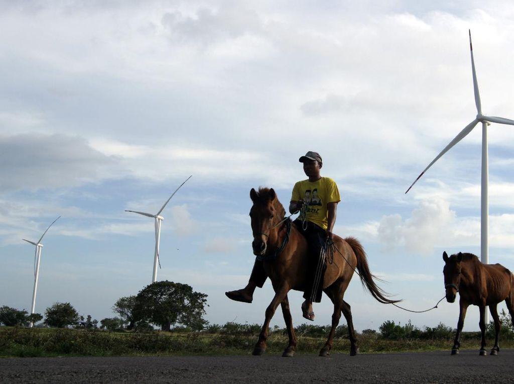 Mantab, Produksi Energi Terbarukan Terus Naik