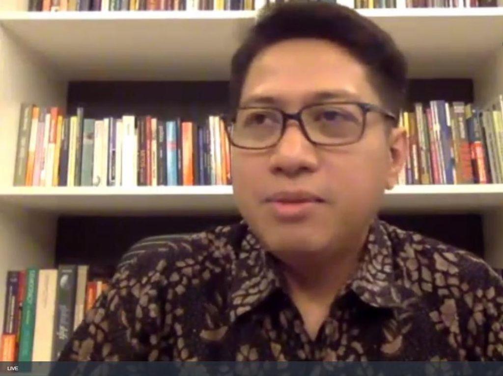 Rektor Paramadina Prof Firmanzah Dimakamkan di TPU Tanah Kusir Usai Zuhur