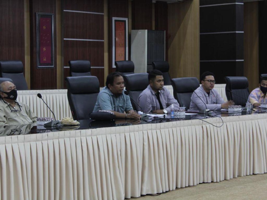 DPRD Sulteng Ancam Proses Hukum Perusahaan Tambang Nikel di Morut