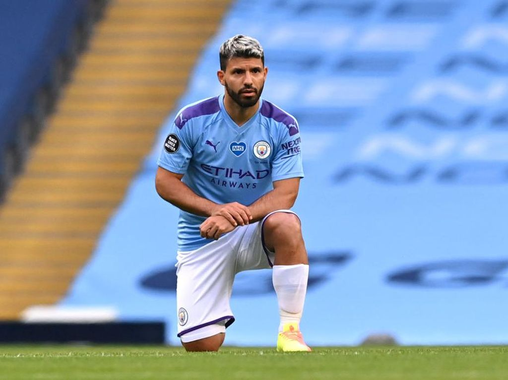 Wolves Vs Man City: The Citizens Masih Tanpa Aguero