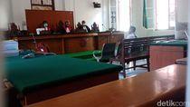 Eks Bendahara Brimob Polda Sulsel Divonis 2,5 Tahun Penjara