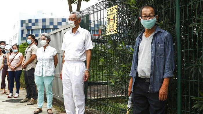 シンガポールはCOVID-19の状況下で「平和」になる準備!秘密は何ですか? COVID-19   ワクチン   新型コロナ