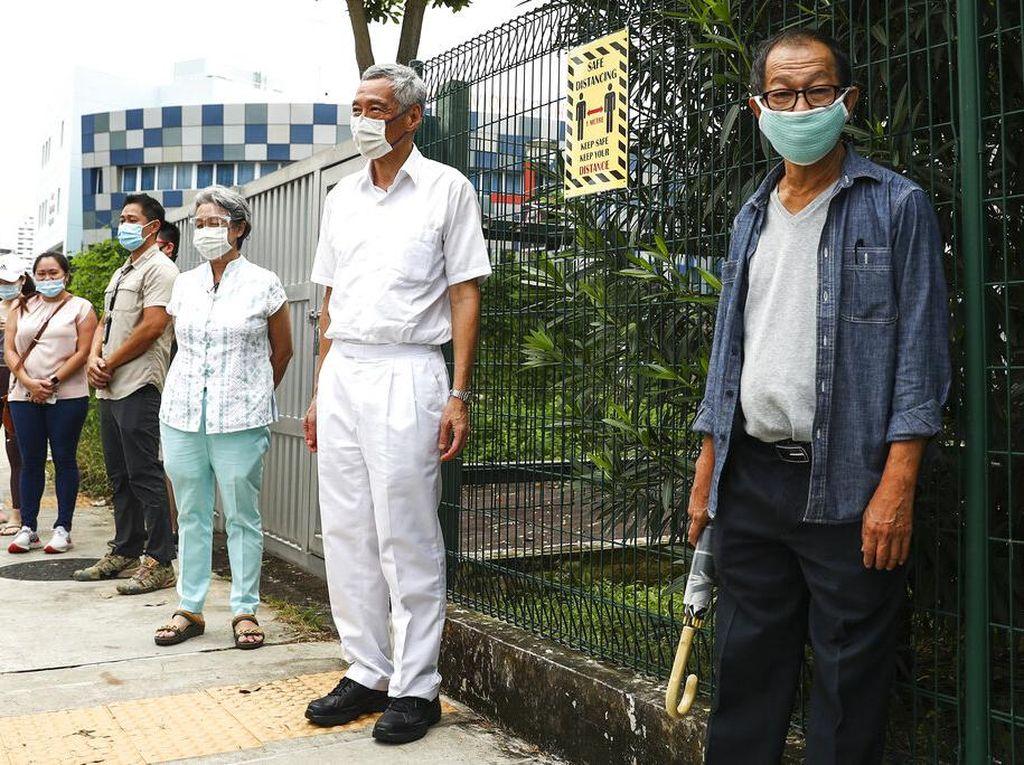 Singapura Catat 248 Kasus Corona dalam Sehari, Salah Satunya WNI