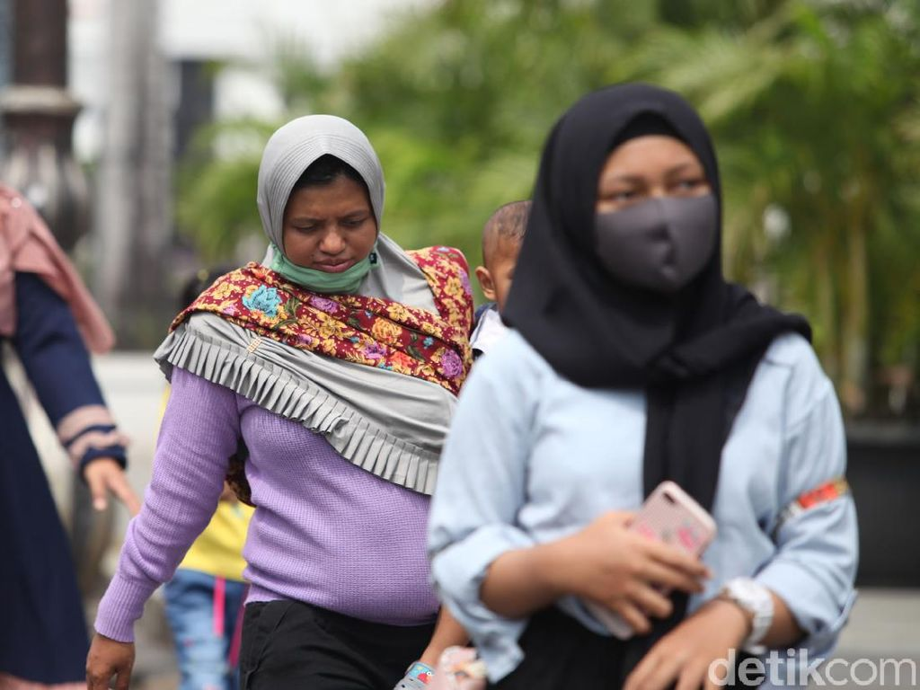 Kasus Positif Covid-19 DKI Naik Terus, Anies: Jangan Anggap Enteng