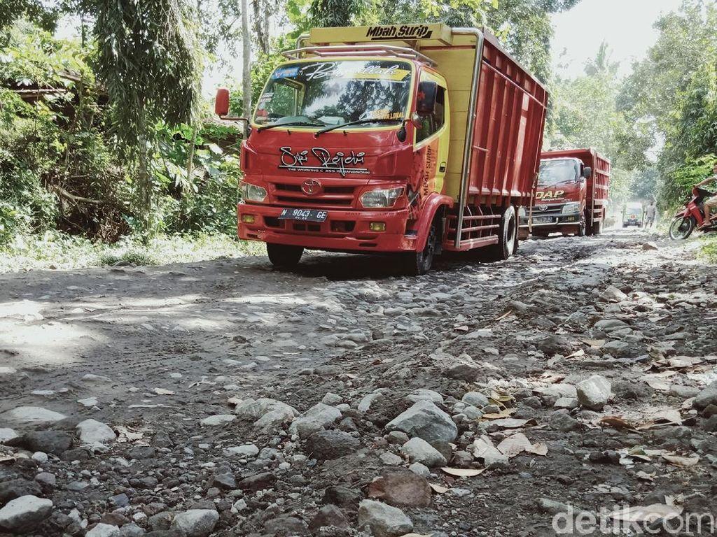Gunung Merapi Menggembung, BPBD Klaten Data Ulang Jumlah Warga di KRB III