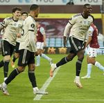 Aston Villa Vs Man United: Setan Merah Menang 3-0