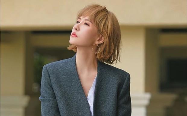 Kim Sun Ah adalah salah satu artis Korea awet muda di usia 40-an