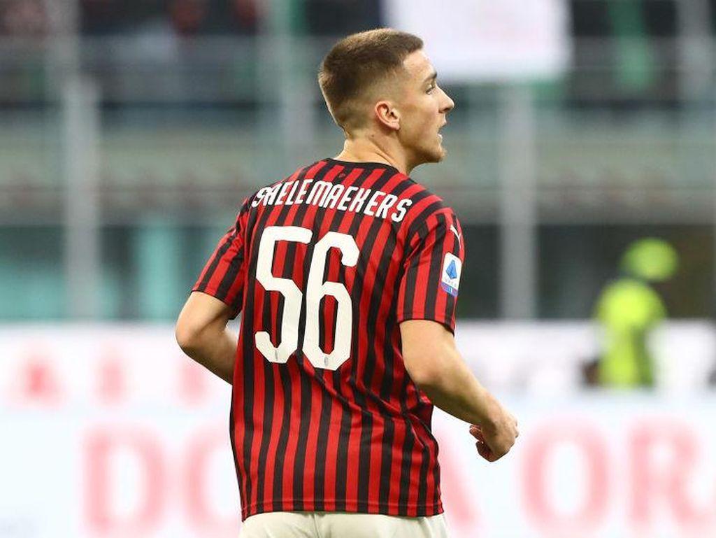 Alexis Saelemaekers Mulai Memperkenalkan Diri di Serie A
