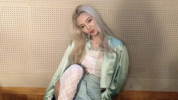 Hyoyeon Girls' Generation/ Foto: Instagram.com/hyoyeon_x_x