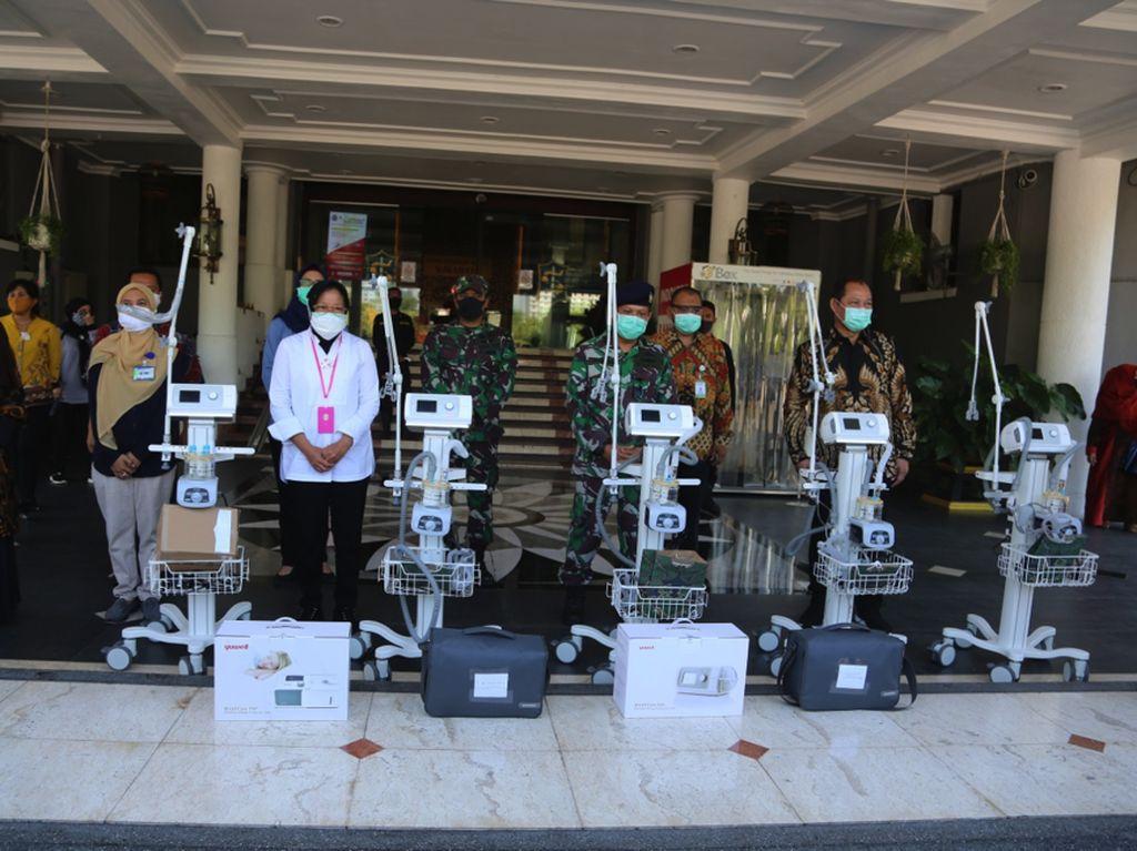 Anggaran Penanganan COVID-19 di Kota Surabaya Capai Rp 819 Miliar