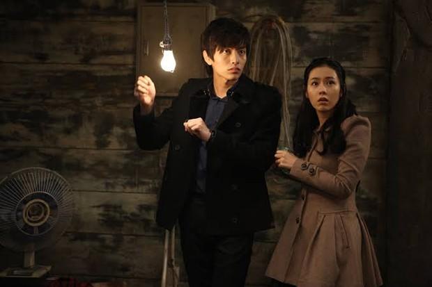 Lee Min Ki dan Son Ye Jin/ Foto: HanCinema