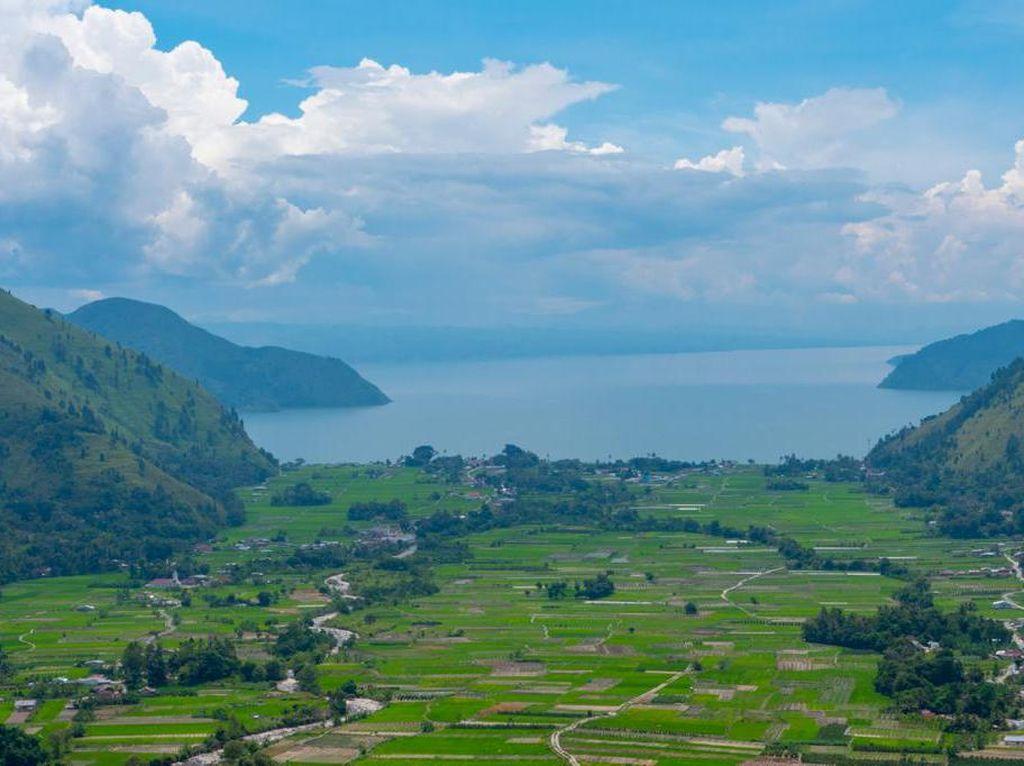 Wishnutama: Kaldera Toba Jadi Wisata Destinasi Dunia