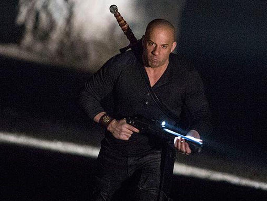 Sinopsis The Last Witch Hunter, Aksi Vin Diesel Sang Pembasmi Penyihir