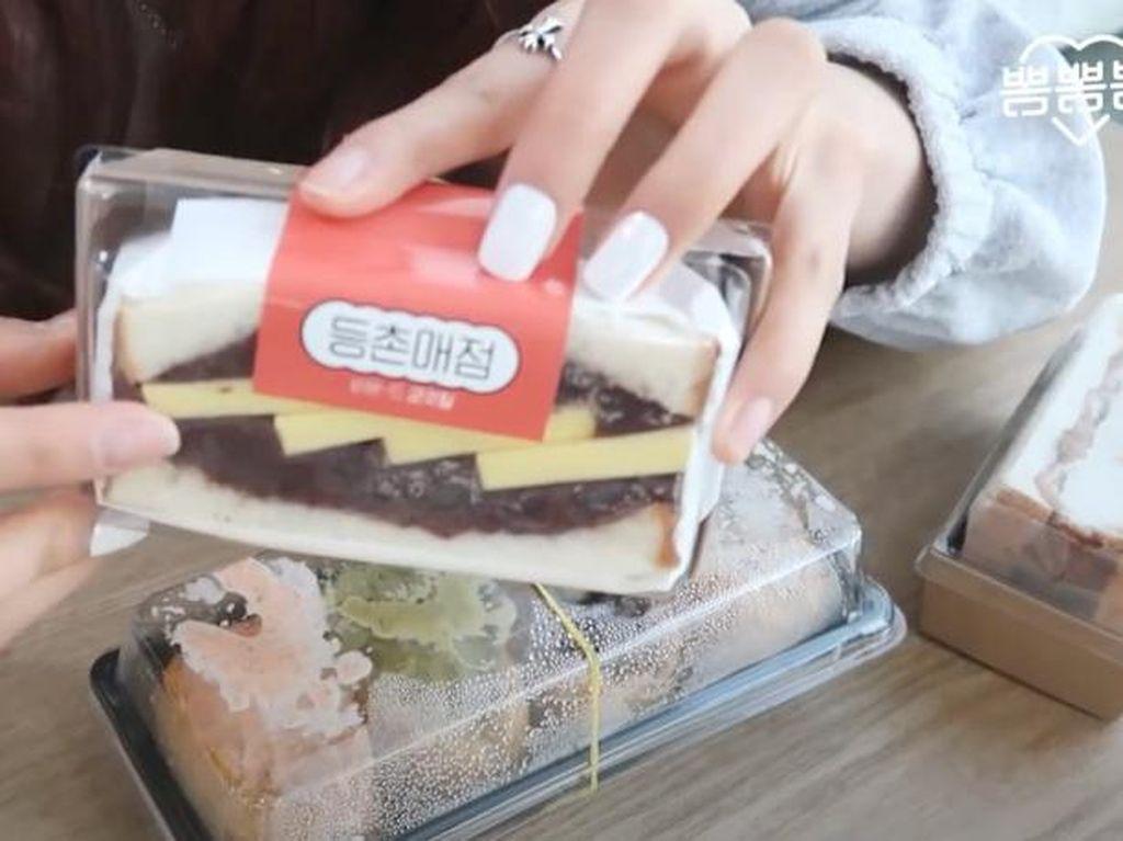 Inkigayo Sandwich Jadi Makanan Favorit Idol Korea, Apa Sih Isinya?
