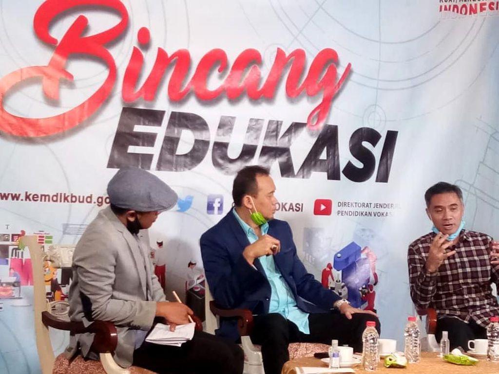 Kala Cak Lontong Bicara Pendidikan