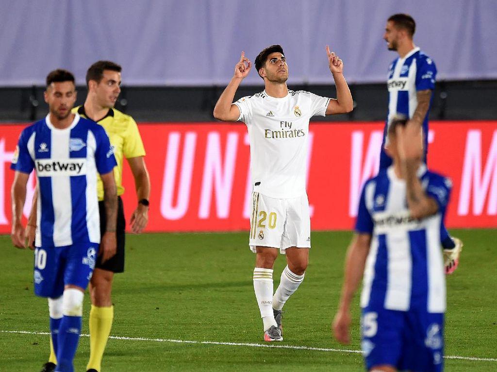 Video Real Madrid Vs Alaves: Los Blancos Menang 2-0