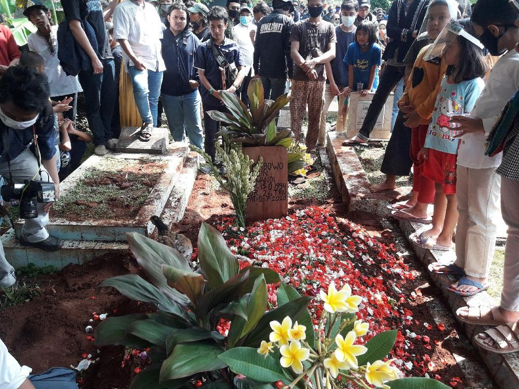 Ayah Yodi Prabowo Tak Percaya Anaknya Bunuh Diri