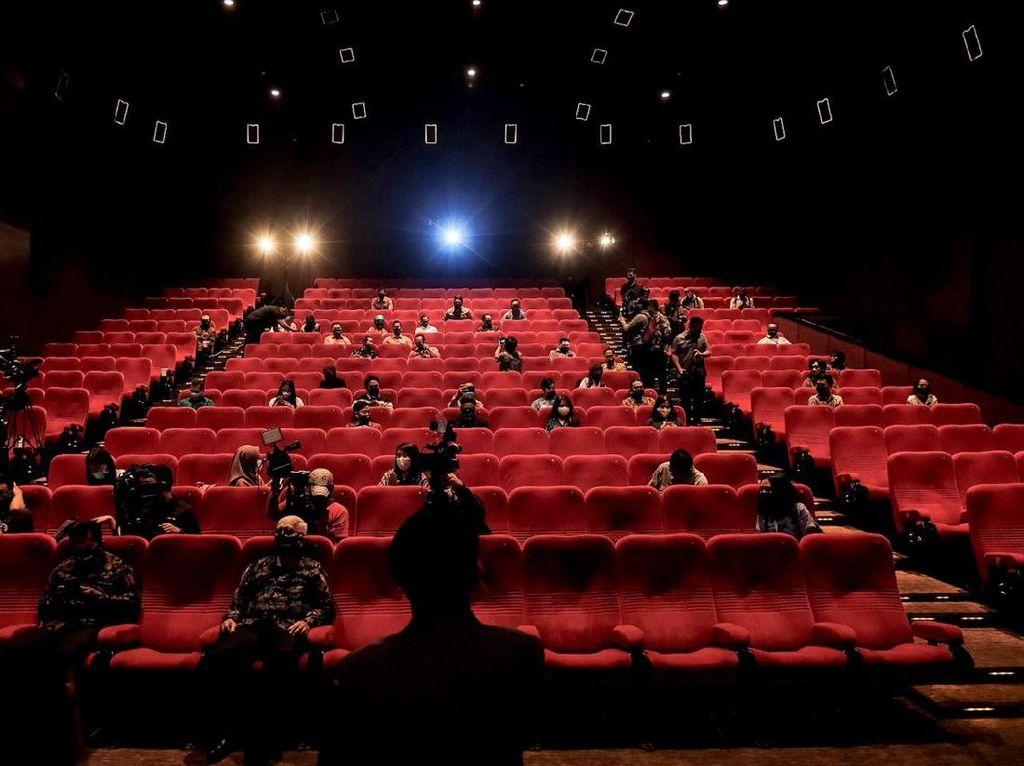 Bioskop Buka 29 Juli, Aman Nggak Ya?