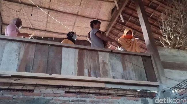 Pria di Ngawi Ingin Rumah yang Dipindah dalam Semalam Jadi Tempat Wisata