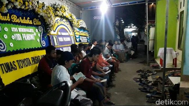 Keluarga Gelar Tahlilan Editor Metro TV yang Tewas Dibunuh