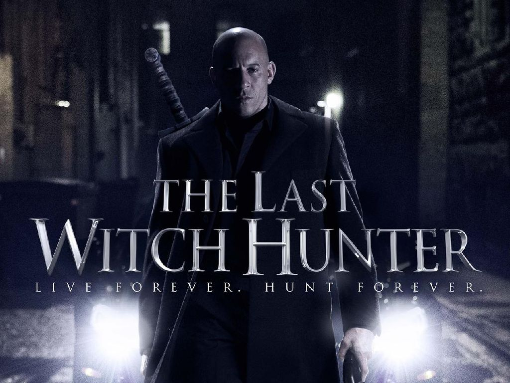 Sinopsis The Last Witch Hunter, Aksi Vin Diesel