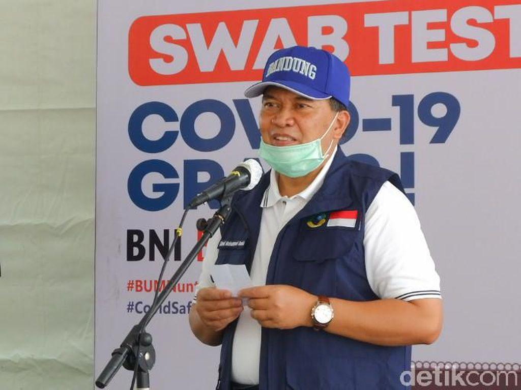 189 ASN Kota Bandung Positif COVID-19 hingga Langkah Pemkot Perketat AKB