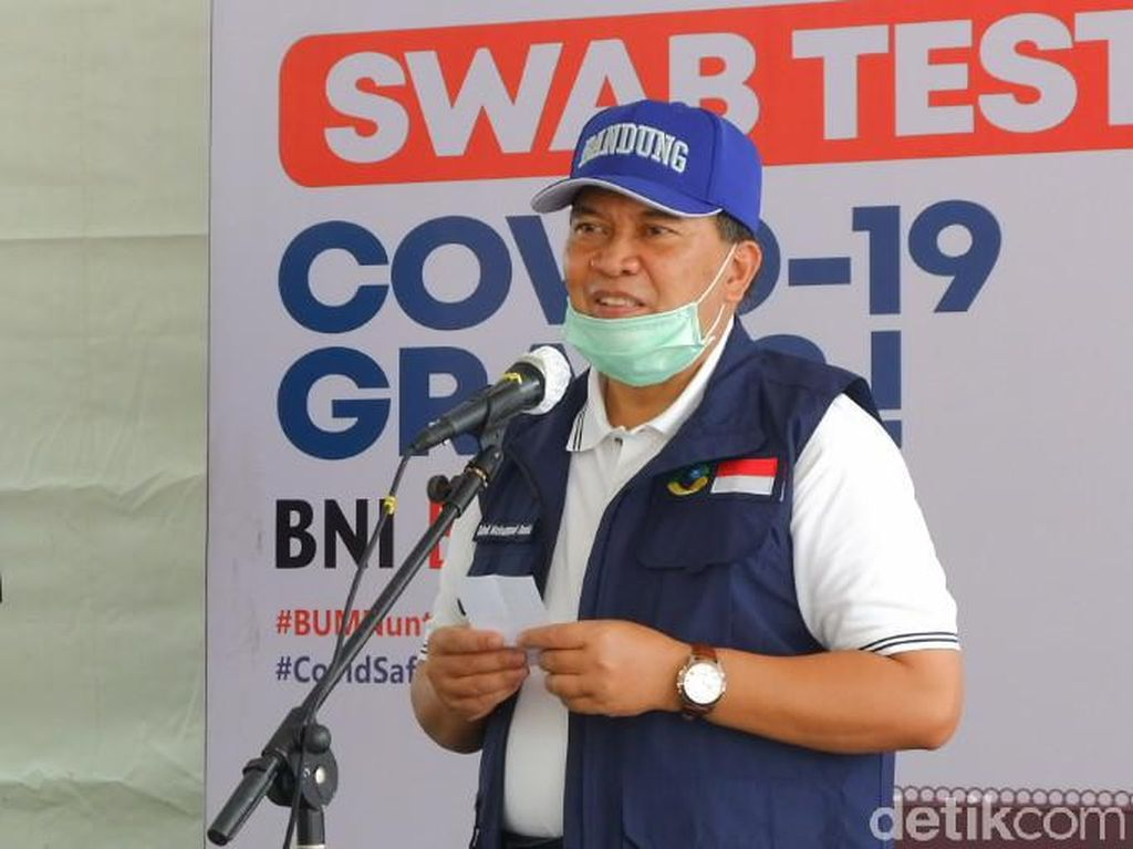 Pemkot Bandung Akan Simulasi Mini Lockdown di 9 Kelurahan