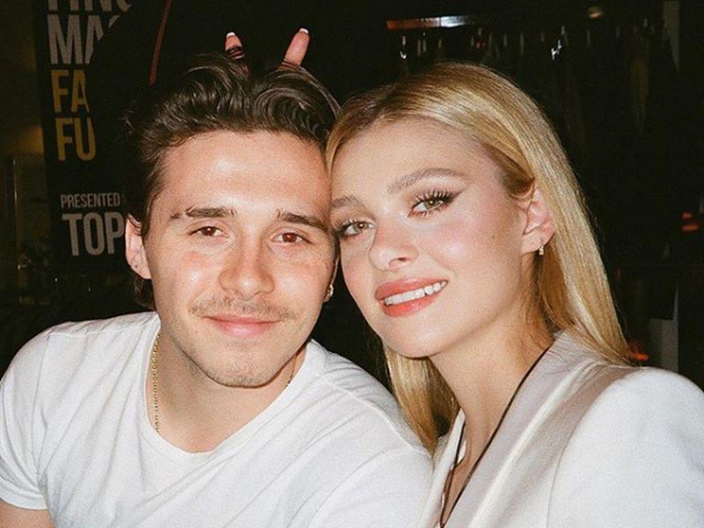 8 Foto Brooklyn Beckham Mesra dengan Nicola Peltz, Tunangan di Usia 21