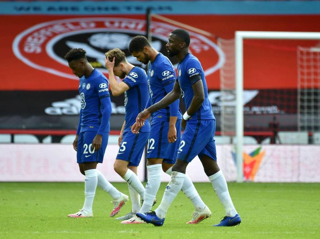 Chelsea Vs Norwich: The Blues Pantang Remehkan The Canaries