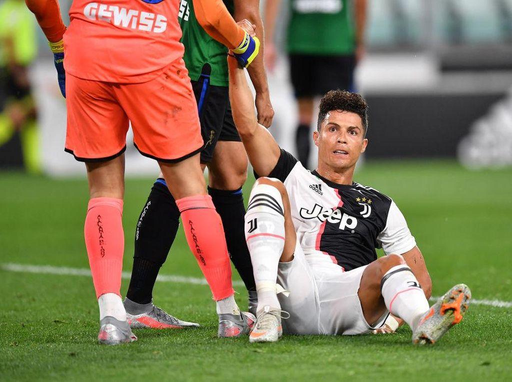 Cristiano Ronaldo Kurang Dimanja
