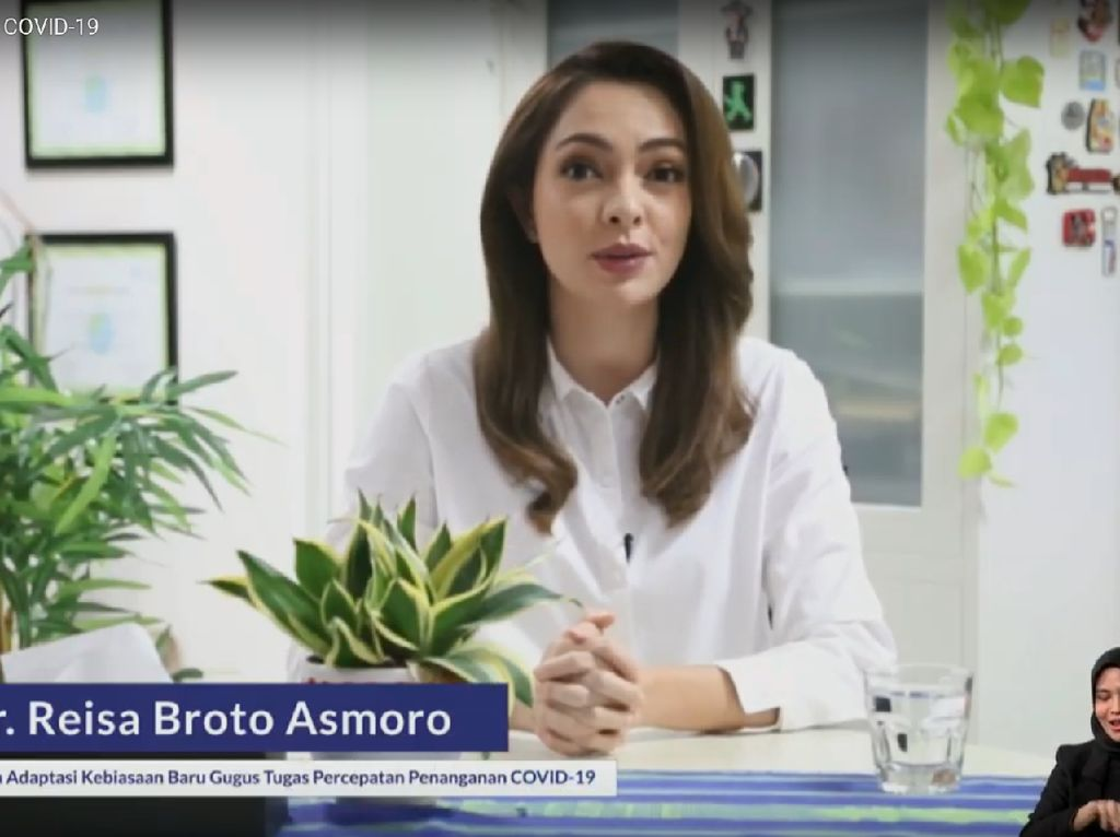 dr Reisa Ingatkan Risiko Tertular Corona dari Jenazah