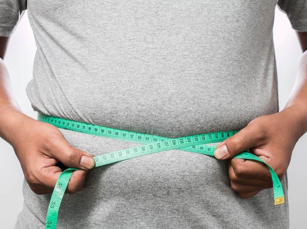Tubuh Gemuk Bawa Risiko Penyakit, Ini Pola Hidup yang Perlu Diubah