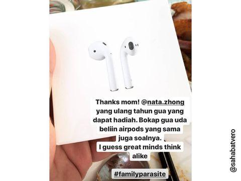 Instagram Story Nicholas Sean