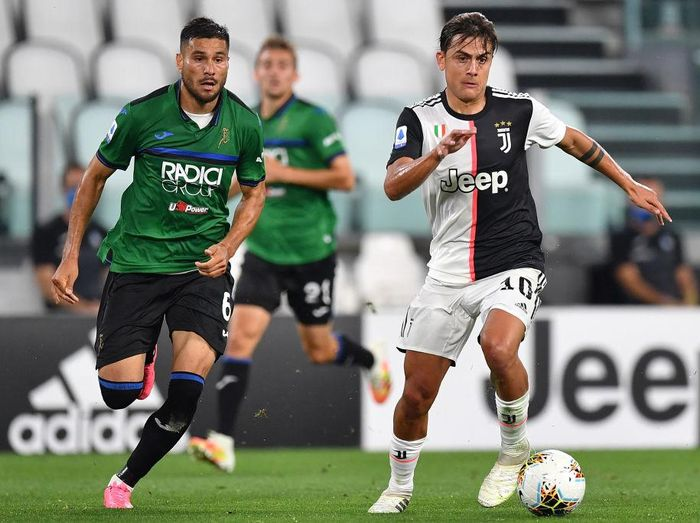 10 Data Fakta Usai Juventus Vs Atalanta