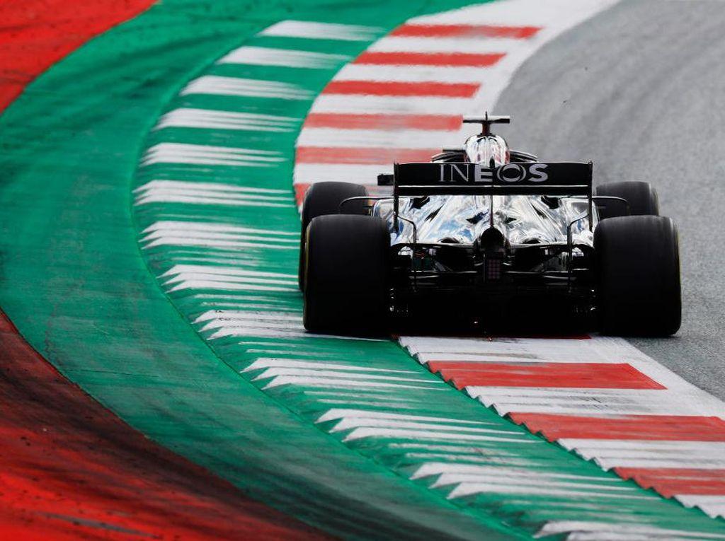Hasil GP Styria: Mercedes Berkuasa, Hamilton Juara