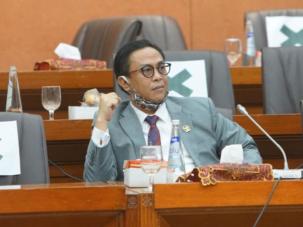 Menantu Maruf Menghadap Jokowi di Tengah Isu Reshuffle, Singgung Investasi