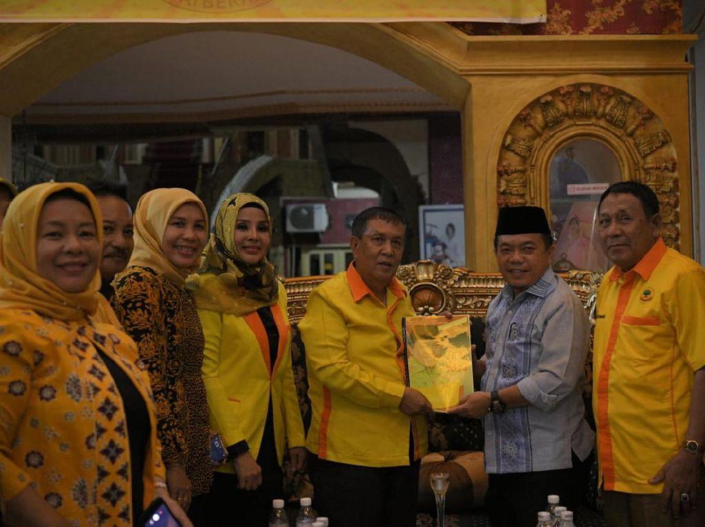 DPW Partai Berkarya Dukung Bupati Merangin Maju di Pilgub Jambi