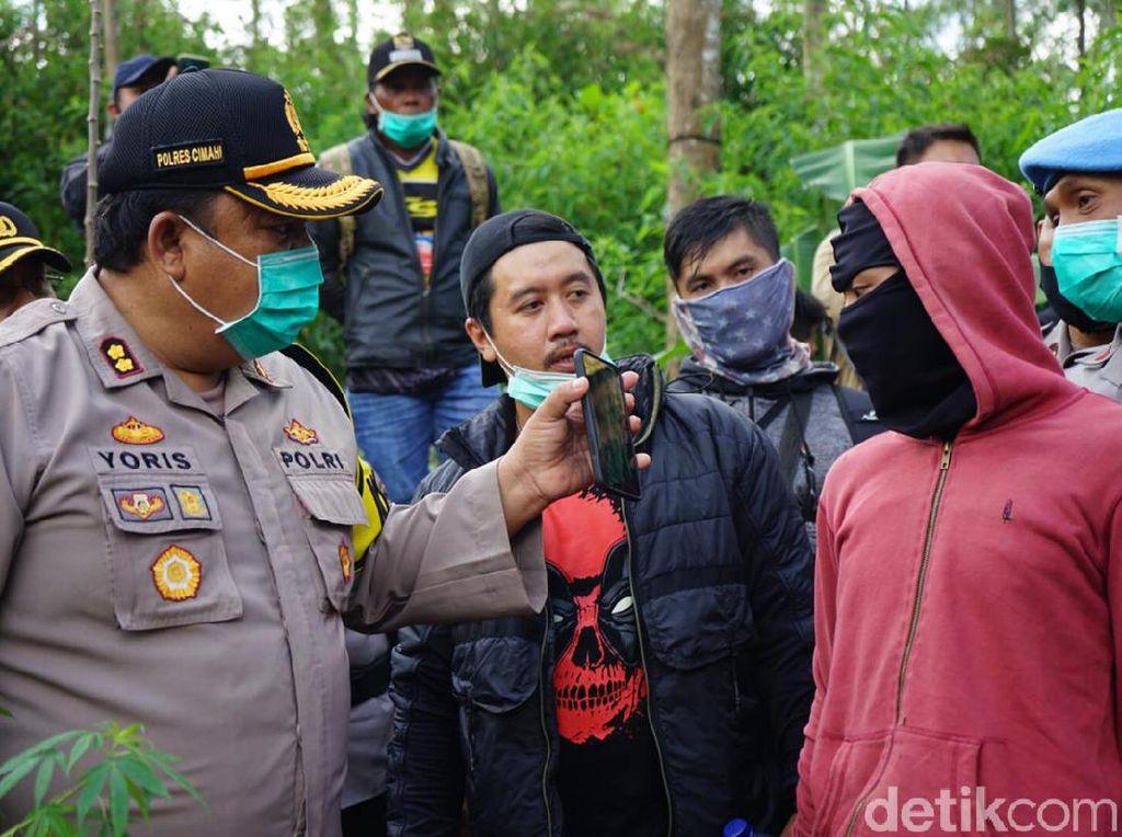 Tanam Ganja di Perbukitan Bandung, Pelaku Raup Rp 240 Juta Sekali Panen