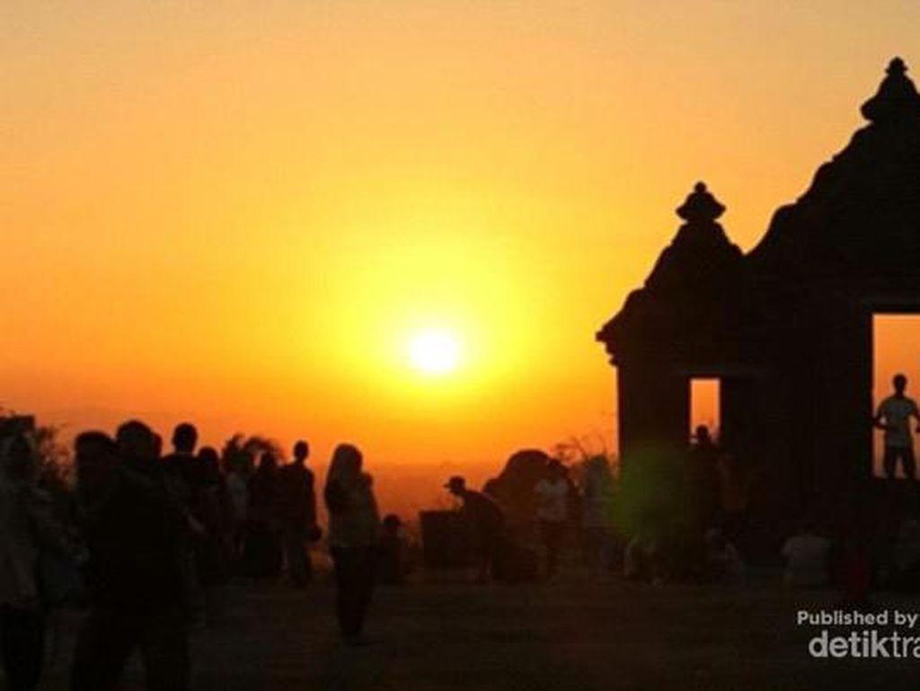 5 Rekomendasi Tempat Berburu Sunset di Jogja