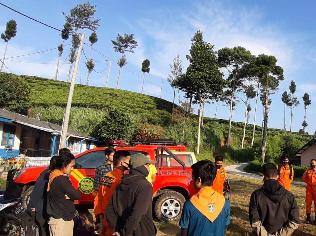 Diduga Tersesat di Perkebunan Teh, Kakek di Bandung Hilang 5 Hari